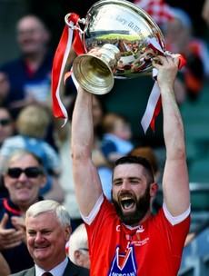 Wee county, big finish! Louth stun Sligo at the death to lift Lory Meagher Cup