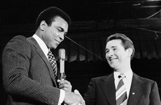 The time Muhammad Ali called out football manager Brian Clough