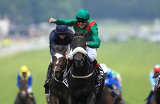 Irish trainer Weld wins first Epsom Derby as Harzand holds off late challenge