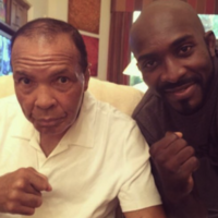 Casey contests UFC 199 bout 24 hours after the death of father-in-law Muhammad Ali