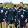 Keane and Walters to return to training ahead of Ireland's departure for France