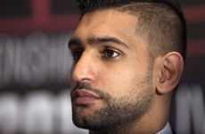 'I wouldn't be betraying Britain by fighting for Pakistan in Rio' - Amir Khan
