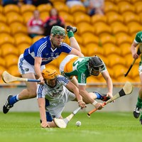 Dooley to the fore as Offaly put Laois to the sword