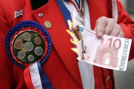 If you can figure out a way for a country to leave the euro, you could win yourself a £250,000 prize.