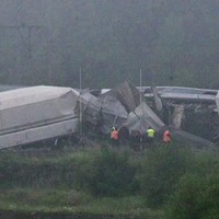 Three killed after Belgian train crash