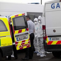 Teenager detained after man stabbed to death at Dublin halting site