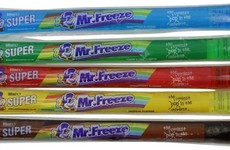 Mr Freezes were the definitive taste of an Irish childhood summer