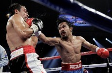 Khan: Pacquiao should quit boxing before he gets walloped by Mayweather