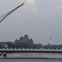 Criticism of 'daredevil' who risked his life to climb landmark Dublin bridge