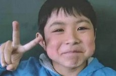 Japanese boy abandoned in forest has forgiven his father (says his father)