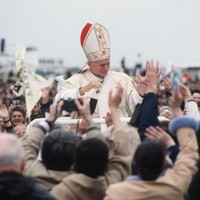 Cloth with a drop of Pope John Paul II's blood stolen from cathedral