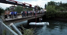 Six children and eight adults killed as school bus plunges into canal in Turkey
