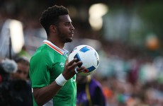 Cyrus Christie is 'not the greatest defender' but insists he's 'learning'