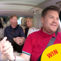 Carpool Karaoke just did One Day More from Les Mis and it's pure joy