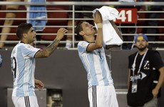 'Grandma, I will miss you so much' - Tearful Di Maria inspires Argentina at Copa