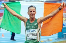 Rob Heffernan - A world champion who only took up the sport because he was too light for hurling
