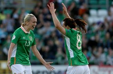 Hat-tricks for Stephanie Roche and Áine O'Gorman as Ireland put 9 past Montenegro