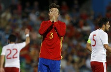 Spain's preparations for Euro 2016 suffer setback with shock defeat to Georgia in Madrid
