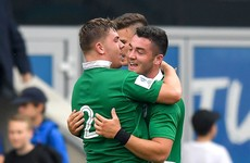 Highlights: Ireland come from 17-0 down to beat Wales in U20 World Championship opener