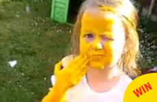 Watch these Tipp kids hilariously insist they didn't play with any paint