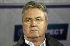 Hiddink steps down as Turkey boss following play-off defeat