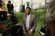 Pele auctions off entire collection of medals and memorabilia to raise millions for charity