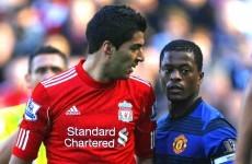 FA charge Suarez with racial abuse