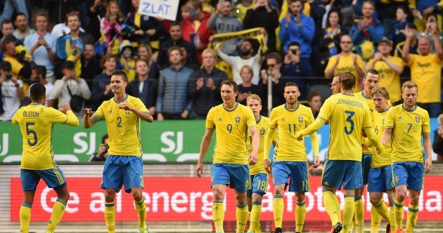 5 things to know about Ireland's Group E opponents Sweden