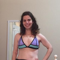 This woman's first ever bikini photo and the powerful story behind it is going viral