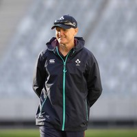 Payne's 'experience and freshness' key to fullback call - Joe Schmidt