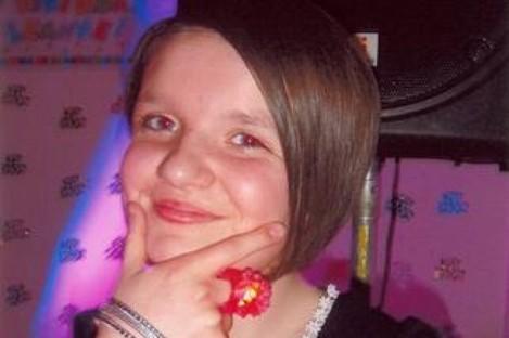 Undated garda handout image of Shannon Jackson, 16.