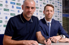 'I just want to put the past behind me' - Darron Gibson signs new two-year deal with Everton