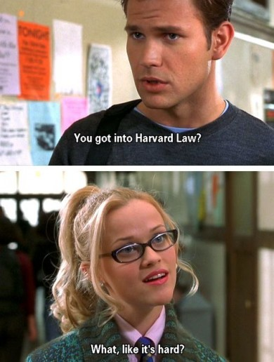 10 reasons why Legally Blonde is an *extremely* important film