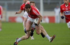 'I didn't want that to be my last involvement with Cork, it was a very degrading, humiliating defeat'