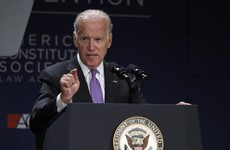 Joe Biden writes open letter to Stanford rape victim
