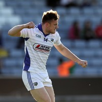 'I've given up time with my son': Laois forward Walsh gutted after being cut from panel