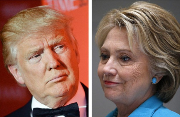 8dc9dff2627f Poll: Would you vote for Hillary or Donald? · TheJournal.ie