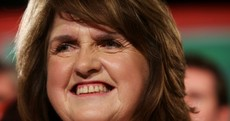 Joan Burton has a lot to say about Enda Kenny's 'cop-out' on abortion