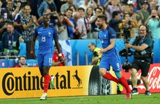 As it happened: France v Romania, Euro 2016