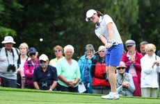 Maguire goes 2-0 but GB & Ireland must share the spoils on day one of the Curtis Cup
