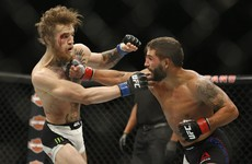 UFC star Chad Mendes popped for 'potential anti-doping violation'