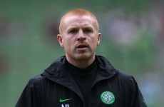 Lennon tells Celtic fans to end sectarian chants