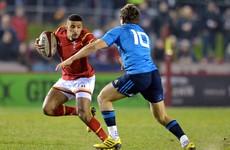 Gatland calls 18-year-old Giles into Wales' senior squad in New Zealand
