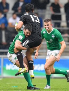 The best images from Ireland U20s' immense performance against New Zealand