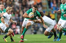 Ireland start second half as they mean to go on with Conor Murray try