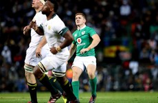 Red card be damned! Incredible Irish effort earns first-ever win in South Africa