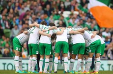 Here's how Ireland should line out in their first game at the Euro 2016 finals