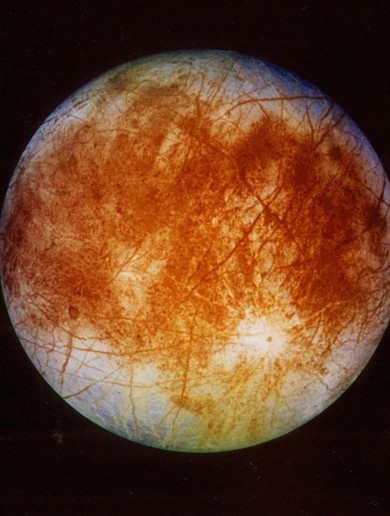 Evidence of 'shallow lakes' found on Jupiter moon Europa