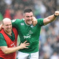 Carolan hopes New Zealand win can build confidence in all levels of Irish rugby