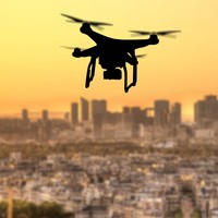 Rogue drone forces closure of one of the world's busiest airspaces